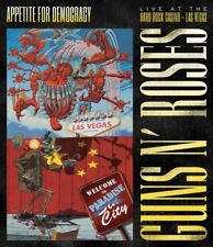 Guns N Roses - Appetite for Democracy: Live Hard Rock Las Vegas [New DVD] Explic