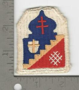 """6860th Headquarters Detachment Intelligence Assault """"T"""" Force Patch Inv# N835"""