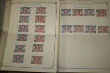 Hong Kong 1946 Peace Issue  mint stamps - lot - collection