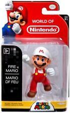 World Of Nintendo Fire Mario Action Figure Super Mario Series 1-1
