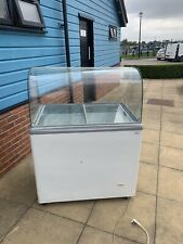 More details for ice cream display freezer with under storage