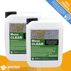 BEST Moss Killer- Roofs, Drives, Patios, Tarmac BUY 1 GET 1 LESS THAN HALF PRICE