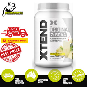 Scivation Xtend Original BCAA Amino Acids Recovery 30 or 90 Servings