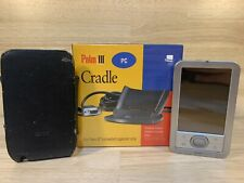 Palm One LifeDrive (Untested) | Palm Iii (3) Pc Cradle (New Sealed)