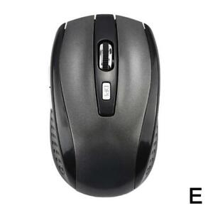 2.4GHz Cordless Wireless Optical Mouse Mice Laptop  With USB Receivers