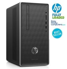 HP Computer Tower 16GB 1TB Windows 10 WiFi DVD+RW HDMI Bluetooth (FULLY LOADED)