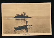 Fiji Collectable Printeds Postcards