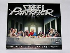 STEEL PANTHER: ALL YOU CAN EAT CD/DVD BEST BUY EXCLUSIVE LIKE NEW FREE SHIPPING