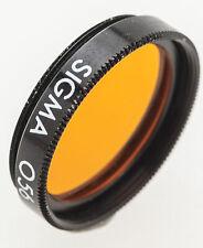 Sigma O56 Farbfilter orange 22,5 mm