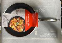 """Cookinglight Nonstick 11"""" Fry Pan"""