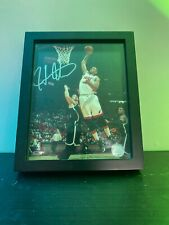 Autographed Picture Hassan Whiteside Miami Heat