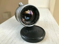 【N MINT】 CANON 50mm F/1.8 Lens for Leica Screw Mount L39 LTM from JAPAN