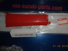 AD50 1990 SHIELD, LEG SIDE, NEW NOS SUZUKI PARTS