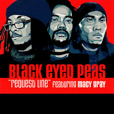 Black Eyed Peas feat,  Macy Gray - Request Line    4 tr/ cd single  new in seal