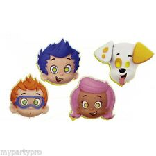 BUBBLE GUPPIES BIRTHDAY PARTY supplies (PAPER MASKS) FREE SHIPPING