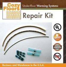 CozyFloor Repair Kit, Repair heating cable that is damaged during installation