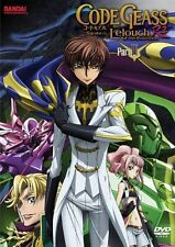 Code Geass Lelouch of the Rebellion: R2, DVD