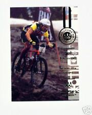 1996 UD OLYMPIC CHAMPIONS NED OVEREND MOUNTAIN BIKE CARD #102 ~ MULTIPLES AVAIL