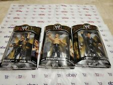 WWE Classic Superstars Jakks Series #21 Chris Jericho Y2J AEW MOC lot of 3