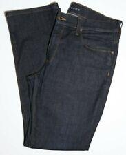 Jeans 34x32 - Mott & Bow - Straight Crosby - Dark Blue Denim