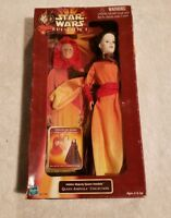 Hidden Majesty Queen Amidala Figure by Hasbro Star Wars Episode 1 NEW