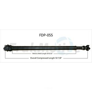 Drive Shaft Assembly Rear SurTrack FDP-055 fits 77-78 Ford F-100