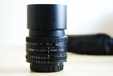 Nikon 50mm f1.8 AF D