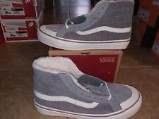 NEW $67 Mens Vans SK8 Hi 138 Decon Shoes, size 8       (womens 9.5)