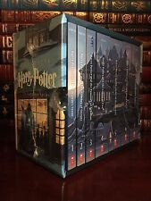 Harry Potter Series by Rowling Special Edition Sealed Deluxe Collectible Box Set