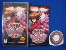 psp YU-GI-OH GX Tag Force 3 Yu Gi Oh Tagforce Card REGION FREE Pal English