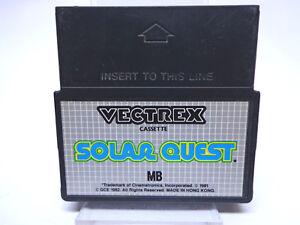Vectrex Spiel - Solar Quest (Modul) 11400561