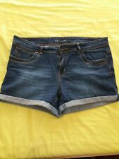 Oasis Denim shorts size 14