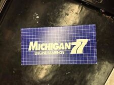 Michigan 77, Clevite Main Bearings, #MS 976 P-10, BBC