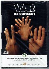 WAR IN CONCERT  DVD - FREE POST IN UK