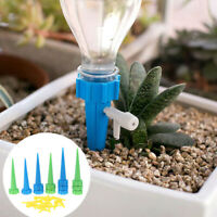 12pcs Self Watering Adjustable Stakes System Vacation Plant Water Self AutomatEO