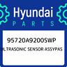 95720A9200SWP Hyundai Ultrasonic sensor assypas 95720A9200SWP, New Genuine OEM P