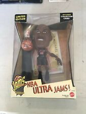 Michael Jordan #23 NBA Ultra Jams Limited Edition And Includes Collector Card