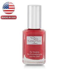 Nail Polish Karma Organic Soak Off for Manicure nontoxic Nail Art Color (13 ml)