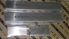 2011-2020 Jeep Grand Cherokee OEM Door Sill Guards 82212118
