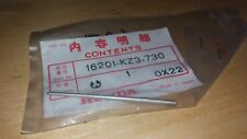 NOS HONDA CR 250 R 1990 - 91 needle jet set KEIHIN R1367NS EVO 16201-KZ3-730