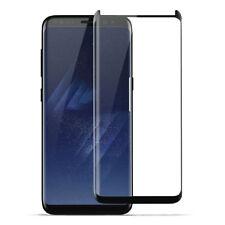 Display Schutz Glas 3D für Samsung Galaxy S8 Panzerfolie Curved 9H Case friendly