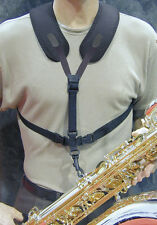NEOTECH SAXOPHONE SUPER HARNESS, JUNIOR SIZE, UK POST FREE!