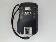 Pixel King Wireless E-TTL Flash Trigger Transmitter for Canon