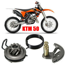 Kick Start Shaft Sleeve Gear Spring KIT Fits KTM 50 50SX JUNIOR PRO SENIO
