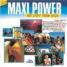 MAXI POWER Rare 1986 Polystar W. German Dance CD P 4 F Level 42 Animotion KTP +