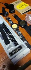 Samsung Galaxy Watch 46mm and 42mm (with extra bands)