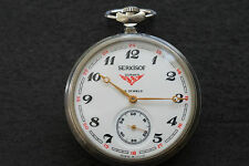 SERKISOF sanzione Bankasi orologio da tasca Pocket Watch
