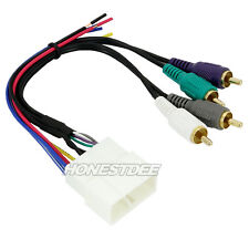 amplifier integration wire harnesses for lexus rx 330 for sale ebay rh ebay com
