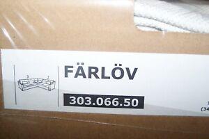 Ikea cover set for Farlov Corner Sofa 3+2 in Flodafors White 303.066.50