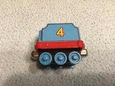 TENDER ONLY Thomas the Train Gordon Coal #4 Diecast Metal Take Along N Play Blue